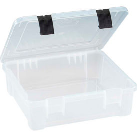 "708001 Plano ProLatch; StowAway; Utility Box Open Compartment 17-1/4""L x 16""W x 5-1/4""H Clear"