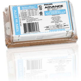 ICF2S18H1LDK Philips Advance ICF2S18H1LDK Electronic CFL Ballast, 120-277V, 1 or 2- 18 Watts