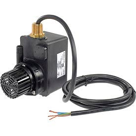 518550 Little Giant 518550 Submersible Use Parts Washer Pump - 115V- 300GPH at 1