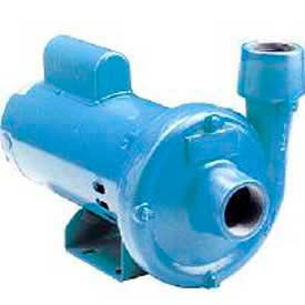 558244 Little Giant 558244 CP-200-C Centrifugal Pump Cast Iron & End Suction - 230V - 104 GPM - 2 HP