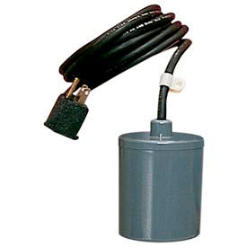 599117 Little Giant 599117 Piggyback Mechanical Float Switch for 115/230 Volt Pumps Up To 13 Amps
