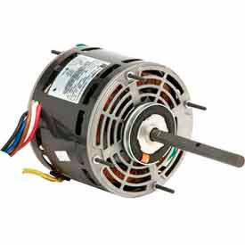 1863 US Motors 1863, Direct Drive Fan & Blower, 1/4 HP, 1-Phase, 1075 RPM Motor