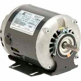 8100 US Motors 8100, Belted Fan & Blower, 1/3 HP, 1-Phase, 1725 RPM Motor