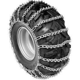 1064355 Atv V-Bar Tire Chains, 4 Link Spacing (Pair) - 1064355