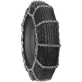 2800 series single truck, bus & rv v-bar tire chains (pair) - qg2845 2800 Series Single Truck, Bus & RV V-BAR Tire Chains (Pair) - QG2845