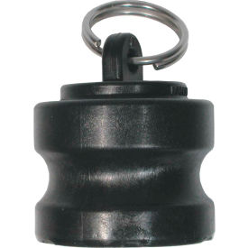 "90.727.100 1"" Polypropylene Camlock Fitting - Dust Plug Thread"