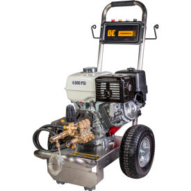 PE-4013HWPSGEN BE Pressure PE-4013HWPSGEN 13HP 4000 PSI Pressure Washer W/ Honda GX Engine & General Pump