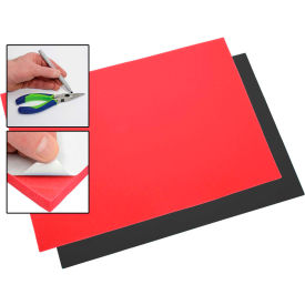 DIYBK Proto DIYBK Do-It-Yourself Black/Red Foam Drawer Liner Kit