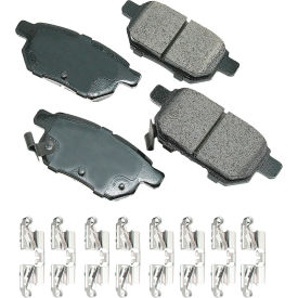 akebono akact1354a proact ultra premium ceramic disc brake pad kit Akebono AKACT1354A ProACT Ultra Premium Ceramic Disc Brake Pad Kit