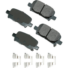 akebono akact865a proact ultra premium ceramic disc brake pad kit Akebono AKACT865A ProACT Ultra Premium Ceramic Disc Brake Pad Kit