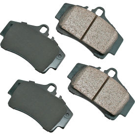 akebono akeur738 euro ultra premium ceramic disc brake pad kit Akebono AKEUR738 EURO Ultra Premium Ceramic Disc Brake Pad Kit