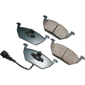 akebono akeur768a euro ultra premium ceramic disc brake pad kit Akebono AKEUR768A EURO Ultra Premium Ceramic Disc Brake Pad Kit