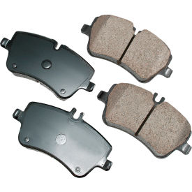 akebono akeur872 euro ultra premium ceramic disc brake pad kit Akebono AKEUR872 EURO Ultra Premium Ceramic Disc Brake Pad Kit