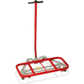 "4000 Raymond Products 4000 Desk Lift - 4"" Casters - 16"" x 32"" Lift Frame"