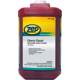 1046473 Zep Professional Cherry Classic Industrial Hand Cleaner W/ Pumice, 4 Gal. Bottles - 1046473