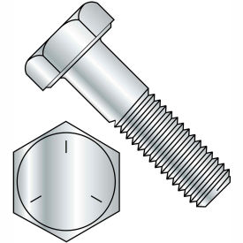 3/8-16 x 5 hex head cap screw, grade 5, package of 10