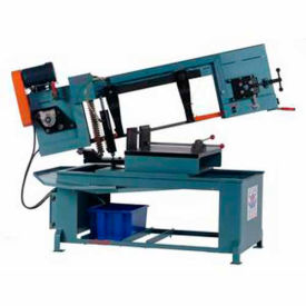 horizontal band saw - 2 hp - 220v - 3 phase - roll-in saw hs1418 Horizontal Band Saw - 2 HP - 220V - 3 Phase - Roll-In Saw HS1418