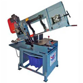 horizontal wet miter band saw - 1 hp - 110v - single phase - roll-in saw hw1212 Horizontal Wet Miter Band Saw - 1 HP - 110V - Single Phase - Roll-In Saw HW1212