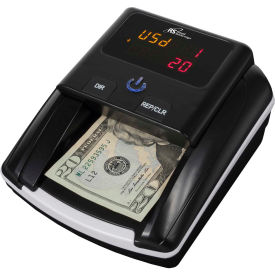 royal sovereign® quick scan counterfeit detector rcd-3120 with .5 second scan time Royal Sovereign® Quick Scan Counterfeit Detector RCD-3120 With .5 Second Scan Time
