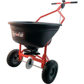 agri-fab 45-0526 110 lb. broadcast push spreader Agri-Fab 45-0526 110 LB. Broadcast Push Spreader