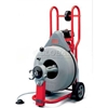 "41977 RIDGID; K-750 Drum Machine W/Pigtail, Autofeed & Gloves, 3/4"", 115V, 60HZ, 1/2HP, 200RPM"