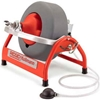 "53122 RIDGID; K-3800 Machine W/Auger, Knife/Spade Cutter, Pin Key & Gloves, 115V, 75L x 1/2""W Cable"