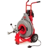"60052 RIDGID; K-7500 Drum Machine W/Inner Core Cable, 100L x 3/4""W, 115V, 4/10HP, 200RPM"