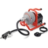 "71702 RIDGID; K-40 Sink Machine W/Inner Drum, 115V, 35L x 5/16""W Cable"