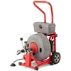 "93557 RIDGID; K-6200 W/HD Inner Core Cable, 285RPM, 4/10HP, 5.6AMPS, AC, 100L x 5/8""W Cable"