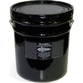 rust bullet blackshell protective coating and topcoat 5 gallon pail bs5g Rust Bullet BlackShell Protective Coating and Topcoat 5 Gallon Pail BS5G