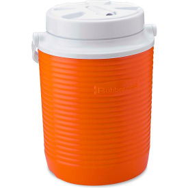 "FG15600611 Rubbermaid FG15600611 - Water Cooler 1 Gallon, Orange, Polypropylene, 10-1/2""H"