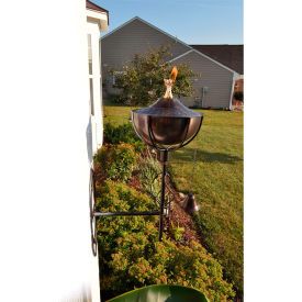 starlite maui grande outdoor sconce torch - brown patina - 2 pack Starlite Maui Grande Outdoor Sconce Torch - Brown Patina - 2 Pack