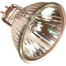 S2605 Satco S2605 35mr16/B/Fl 35w Halogen W/ Minature 2 Pin Round Base Bulb