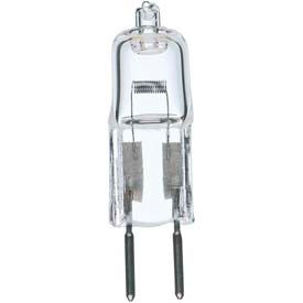 S3120 Satco S3120 20t3/Cl 20w Halogen W/ Bi-Pin Base Bulb