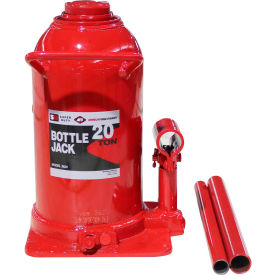 american forge & foundry bottle jack, 20 ton, super duty American Forge & Foundry Bottle Jack, 20 Ton, Super Duty
