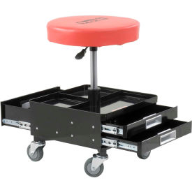 C-3100 Pro-Lift Pneumatic Chair W/ Drawers - C-3100