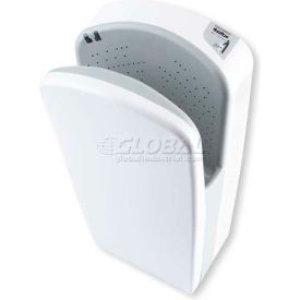 saniflow m08a dualflow automatic hand dryer