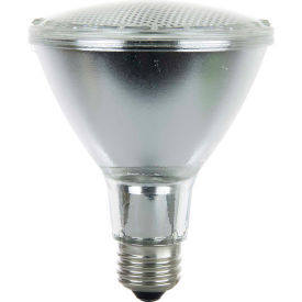 26065-SU Sunlite 26065-SU 60PAR30/LN/HAL/FL 60W PAR30 Long Neck Reflector Halogen Bulb, Medium Base