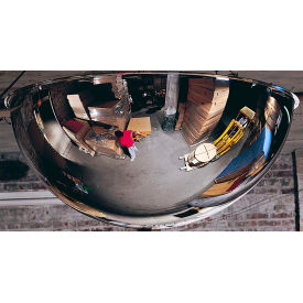"PV32-360 See All; 360-Degree Acrylic Full Dome Mirror - Indoor, 32"" Diameter - PV32-360"