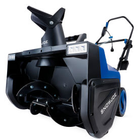 "snow joe 22"" electric single stage snow blower sj627e with led lights and 15 amp motor Snow Joe 22"" Electric Single Stage Snow Blower SJ627E with LED Lights and 15 Amp Motor"