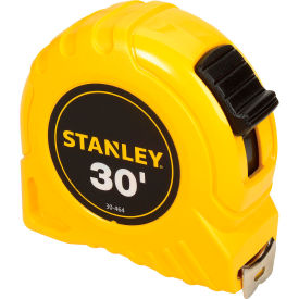 "30-464 Stanley 30-464 1"" x 30 High-Vis High Impact ABS Case Tape Rule"