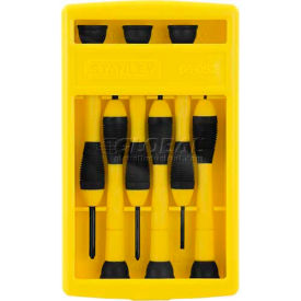 66-052 Stanley 66-052 6 Piece Precision Screwdriver Set