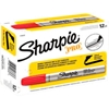 1794225 Sharpie; Pro Permanent Marker, Chisel Tip, Industrial Strength, Red