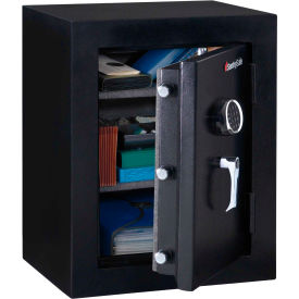 "sentrysafe executive fire-safe ef4738e electronic lock, 21-11/16""w x 19""d x 37-3/4""h, black SentrySafe Executive Fire-Safe EF4738E Electronic Lock, 21-11/16""W x 19""D x 37-3/4""H, Black"