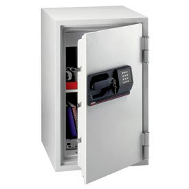 "sentrysafe commercial electronic fire safe® s6770 - 20-1/2""w x 22""d x 34-1/2""h, light gray SentrySafe Commercial Electronic Fire Safe® S6770 - 20-1/2""W x 22""D x 34-1/2""H, Light Gray"