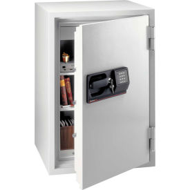 "sentrysafe commercial fire safe® s7771 electronic lock, 25-7/16"" x 23-7/16"" x 39-13/16"" lt gray SentrySafe Commercial Fire Safe® S7771 Electronic Lock, 25-7/16"" x 23-7/16"" x 39-13/16"" Lt Gray"