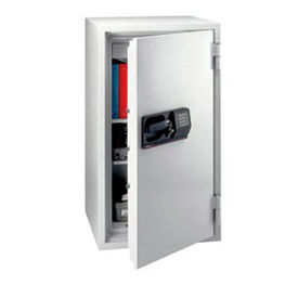 sentrysafe commercial fire safe® s8771 electronic lock, 5.8 cu. ft., light gray SentrySafe Commercial Fire Safe® S8771 Electronic Lock, 5.8 Cu. Ft., Light Gray