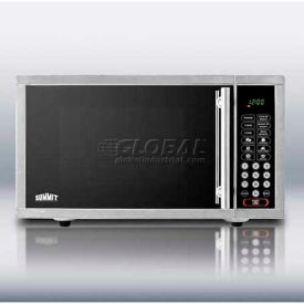 summit-built-in microwave oven for enclosed installation, 0.9 cu. ft., 900 watts Summit-Built-In Microwave Oven For Enclosed Installation, 0.9 Cu. Ft., 900 Watts