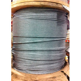 "001700-00670 Southern Wire; 250 3/8"" Diameter 7x19 Galvanized Aircraft Cable"