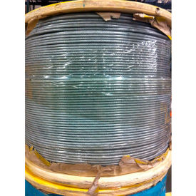 "001800-00080 Southern Wire; 250 3/32"" Diameter Vinyl Coated 1/8"" Diameter 7x7 Galvanized Aircraft Cable"
